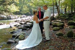 wedding minister or officiant ordained